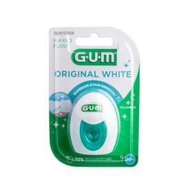 GUM Original White zubní nit bělící 30 m