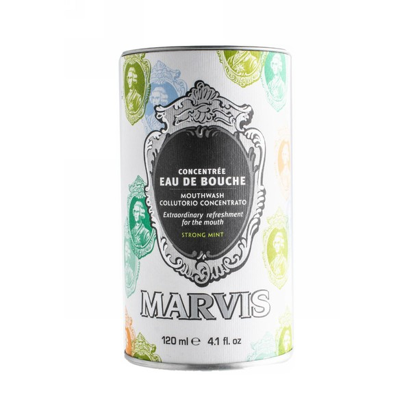 Marvis Mint ústna voda koncentrát, 120ml