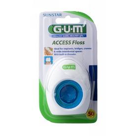 GUM Access zubná niť  50 ks