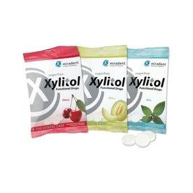 Miradent Xylitol pastilky MELOUN 26 ks