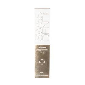 SWISSDENT Crystal regeneračný zubný krém 50 ml