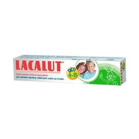 Lacalut zubná pasta pre deti 4-8 50 ml
