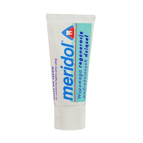 Meridol zubná pasta 20 ml