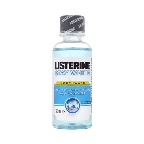 Listerine Stay White ústna voda 95 ml