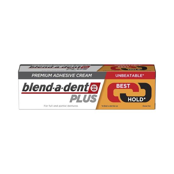 Blend-a-dent Plus fixačný krém 40 g