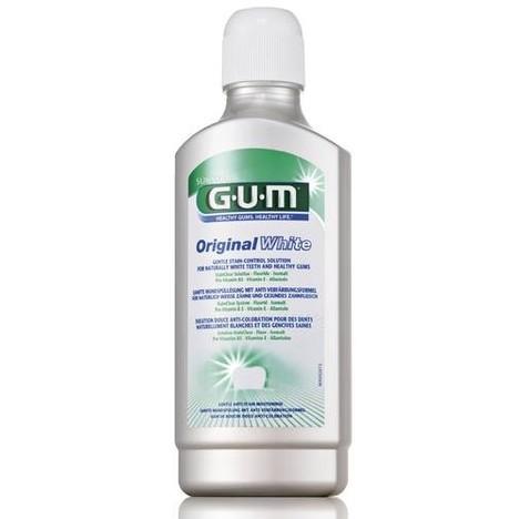 GUM Original White ústna voda 500 ml