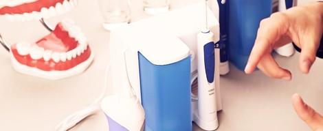 Ako vyberať ústnu sprchu? + VIDEO