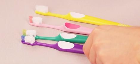 Predstavujeme zubné kefky TePe + VIDEO