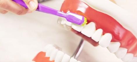 Ako si správne čistiť zuby + VIDEO