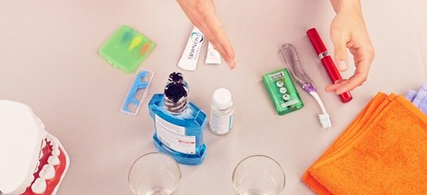 Ako si úsporne zbaliť ústnu hygienu na cesty? + VIDEO