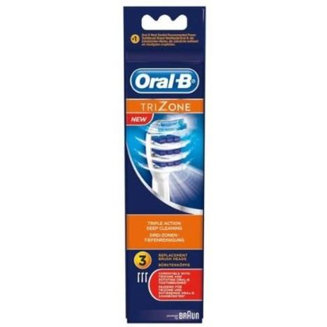 Braun Oral B Trizone EB 30-3 náhradné hlavice 3 ks