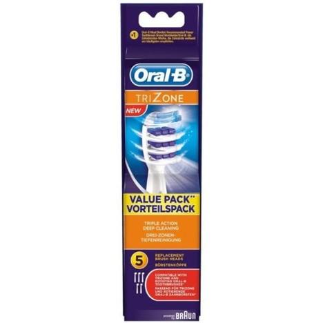 Braun Oral B Trizone EB 30-5 náhradné hlavice 5ks