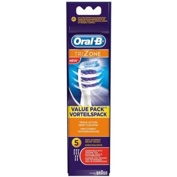 Braun Oral B Trizone EB 30-5 náhradné kefky 5ks