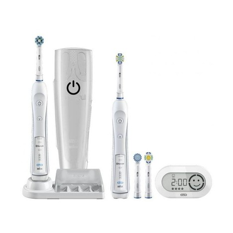 Braun Oral-B PRO 6900 SmartSeries 1+1 telo zubná kefka