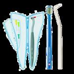 Zubné strojčeky