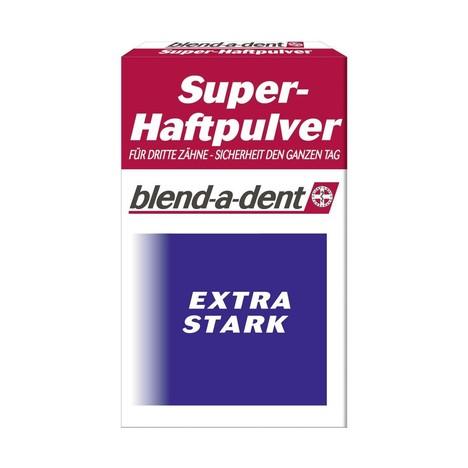 Blend-a-dent fixačny púder Extra silný 50g
