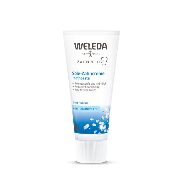 Weleda zubná pasta Sole 75 ml