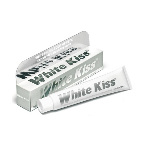 White Kiss bieliaca zubná pasta 50 ml