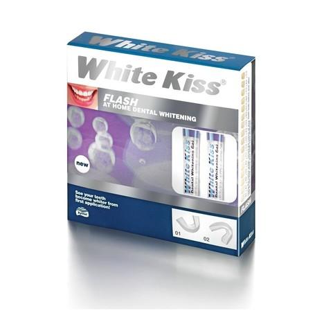 White Kiss Flash set pre domáce bielenie zubov