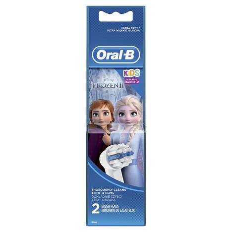 Oral B Stages Kids EB 10-2 MN náhradné hlavice 2 ks - FROZEN