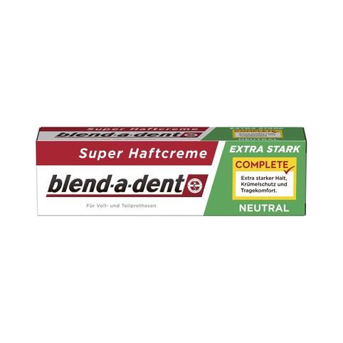 Blend-a-dent fixačný krém Neutral 47 g