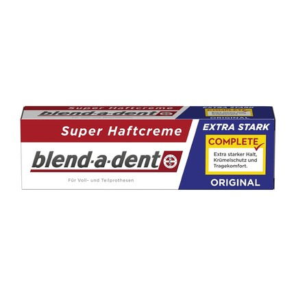 Blend-a-dent Extra Stark fixačný krém 47 g