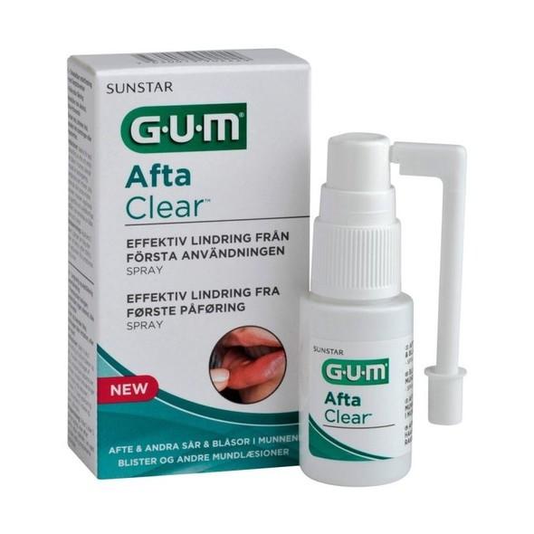 GUM AftaClear sprej 15 ml