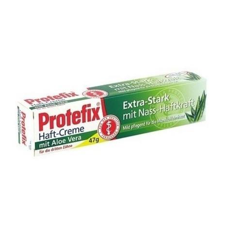 Protefix Aloe Vera fixačný krém 40 ml