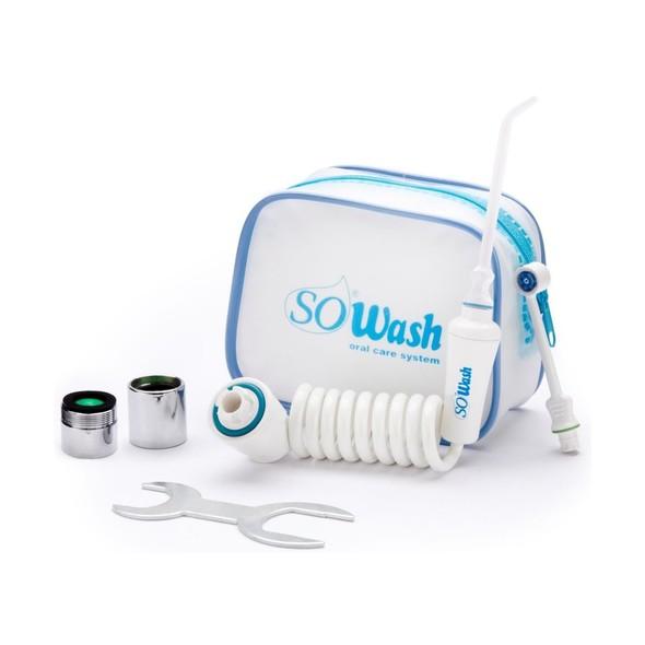 SoWash Waterjet + Hydropulser ústna sprcha