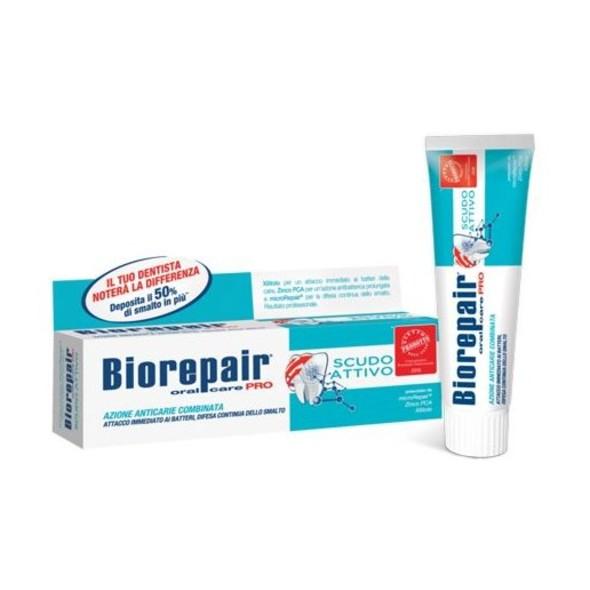 BioRepair Active Shield zubná pasta 75 ml