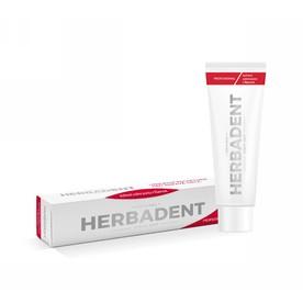 Herbadent Professional s fluórom bylinná zubná pasta 100g