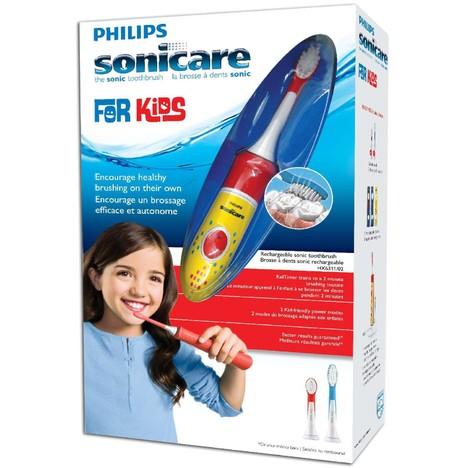 Philips Sonicare for Kids HX6381/02 detska zubná kefka