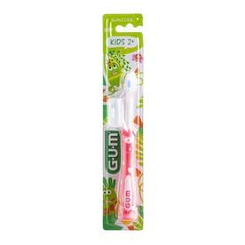 GUM Kids Monster 3-6 rokov zubná kefka
