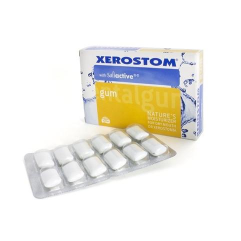 XEROSTOM žuvačky 20 ks