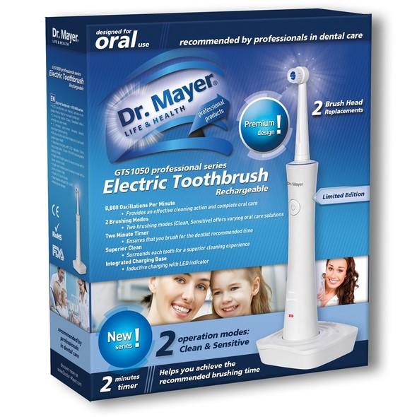 Dr. Mayer GTS1050 rotačná zubná kefka
