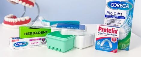 Ako sa starať o snímateľnú zubnú náhradu