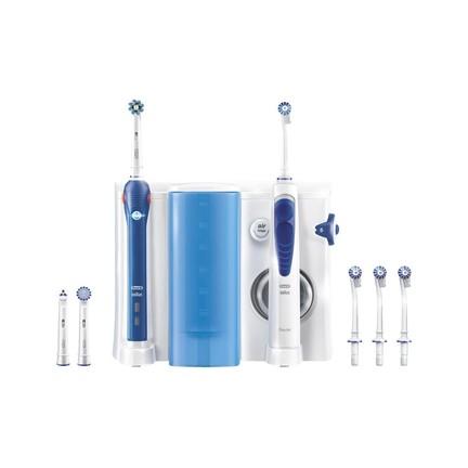 Oral-B Oxyjet + PRO 2000 ústne centrum
