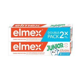 Elmex Junior zubná pasta 2x75 ml