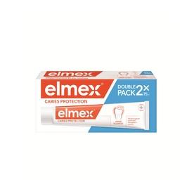 Elmex zubná pasta 2x75 ml