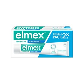 Elmex Sensitive Whitening zubná pasta 2x75 ml