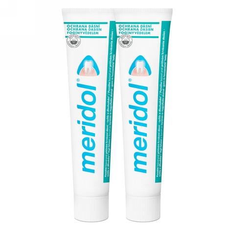 Meridol Gum protection zubná pasta 2x75 ml