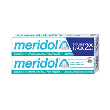 Meridol zubná pasta 2x75 ml