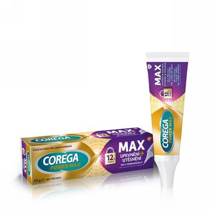 Corega Max Control fixačný krém 40 g