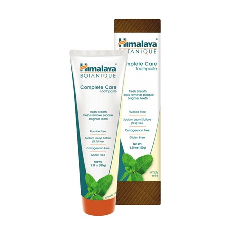 Himalaya Botanique Complete Care Mint zubná pasta 150 g