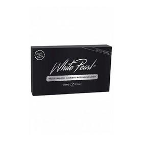 White Pearl Charcoal bieliace pásiky