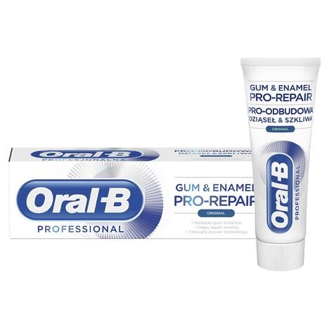 Oral-B Gum&Enamel Pro-Repair Original zubná pasta 75 ml
