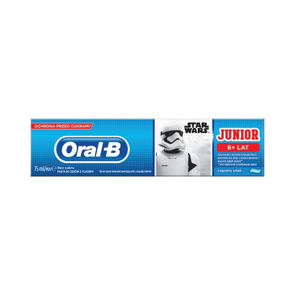 Oral-B Junior Star Wars zubná pasta 75 ml