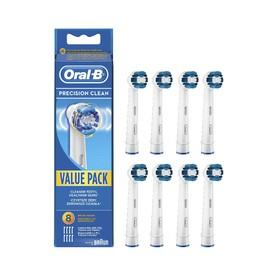 Braun Oral-B Precision Clean EB 20-8 náhradné kefky 8 ks