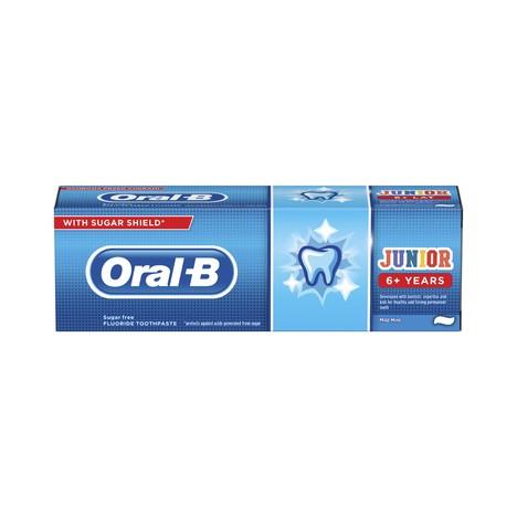 Oral-B Junior 6+ zubná pasta 75 ml