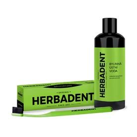 Herbadent Set Basic set pro ústnu hygienu